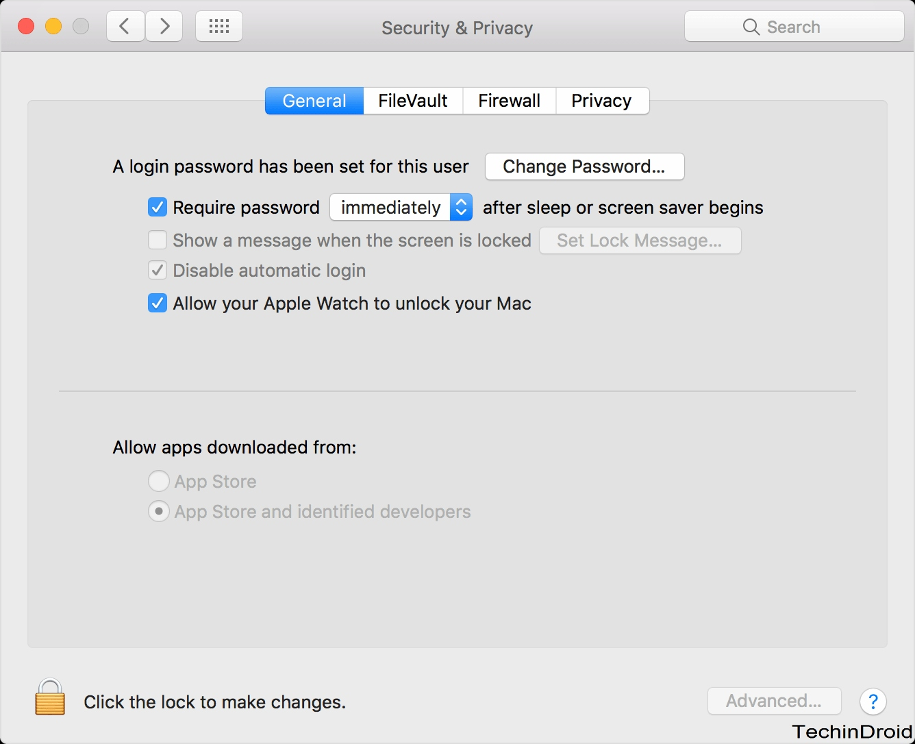 allow your apple watch to unlock your mac