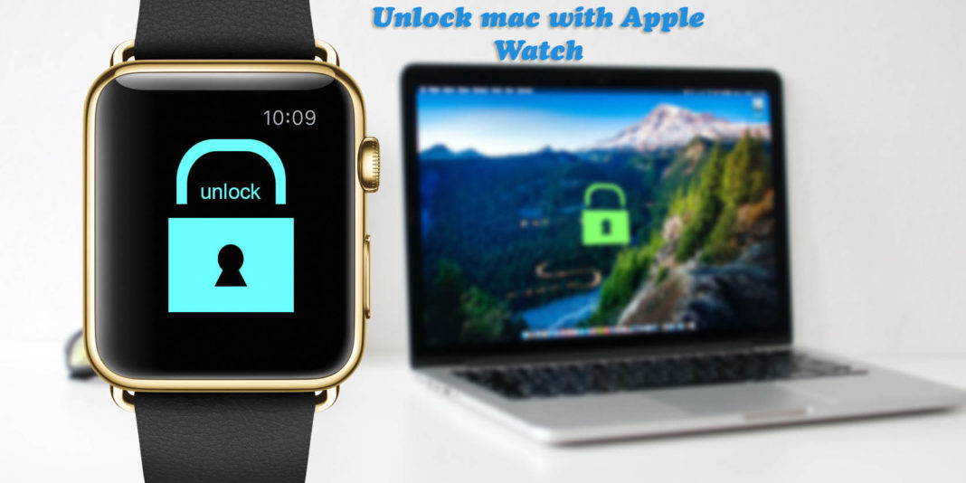 How to Unlock Mac with your Apple watch - macOS Sierra