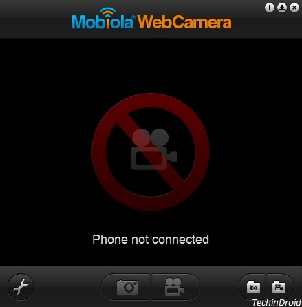 How to use iPhone as a web camera