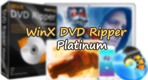WinX DVD Ripper Platinum Free download licence codes + Keys