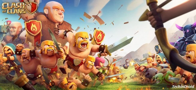 clash of clans apk mod hack