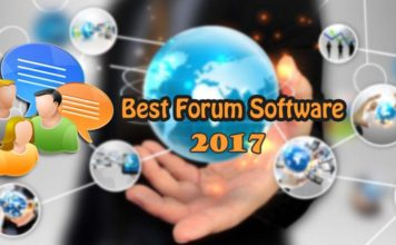 best forum software 2017