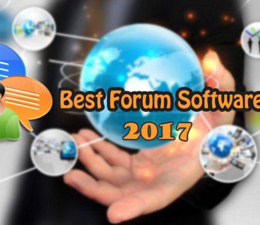 best forum software 2017
