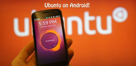 How to Install Ubuntu Touch on Android phone or Tablet