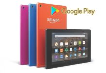 get google play on kindle fire 5th gen