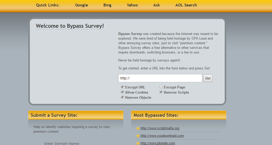 bypass surveys extensions 7 best survey bypass remover tool software extension 2018 8550