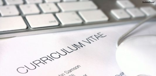 how to make a good resume or CV