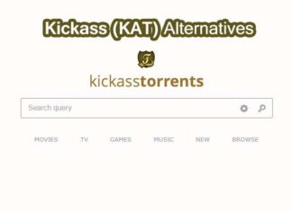 Top 5 Alternatives to Kickass [KAT] - Torrents Download