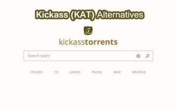 Top 5 Alternatives to Kickass [KAT] - Torrents Download