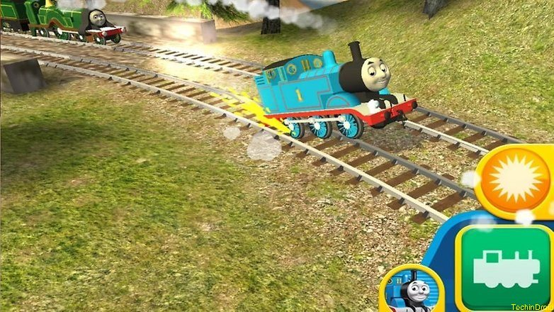 10. Thomas and friends: Go Go!
