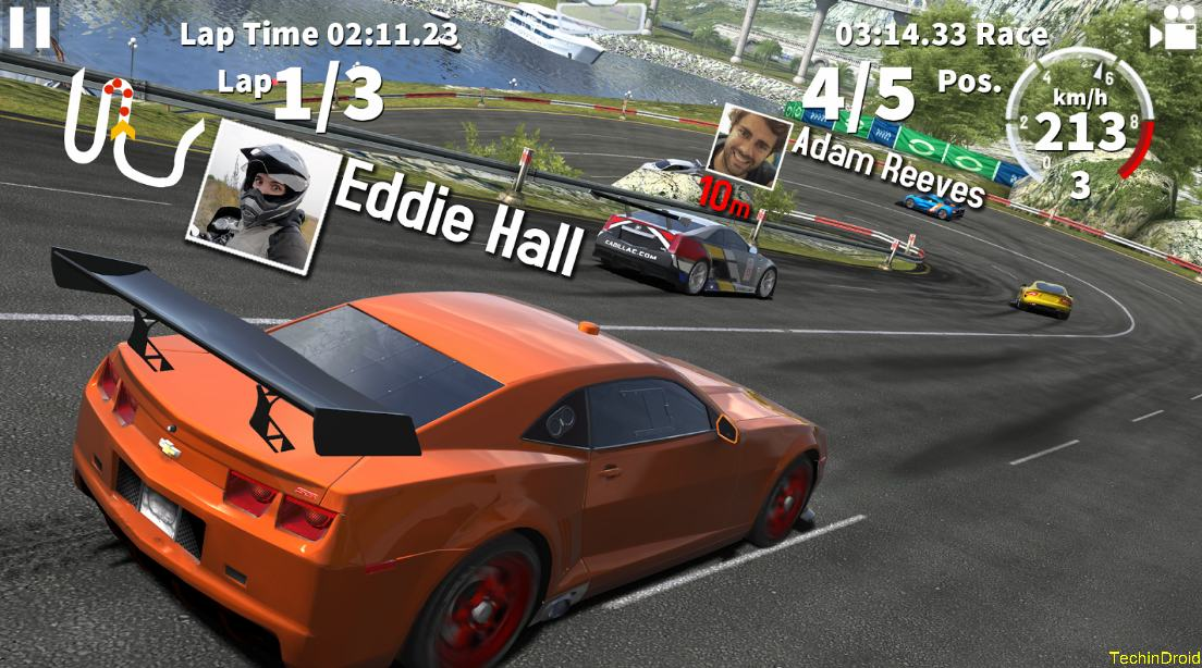 best racing simulator for mobile devices