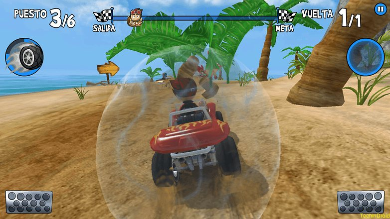 11. Beach Buggy Racing
