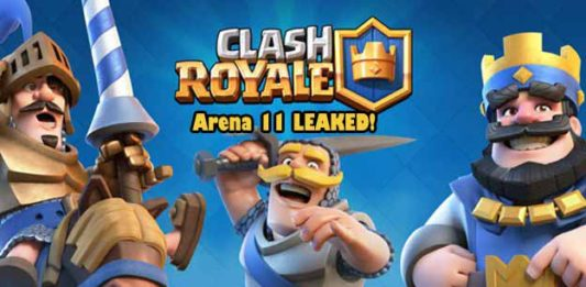 Clash Royale: Arena 11 comes with New cards, Clan battles and more