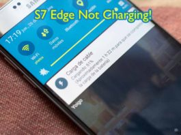 [Fix] Samsung Galaxy S7 Edge not Charging after Water