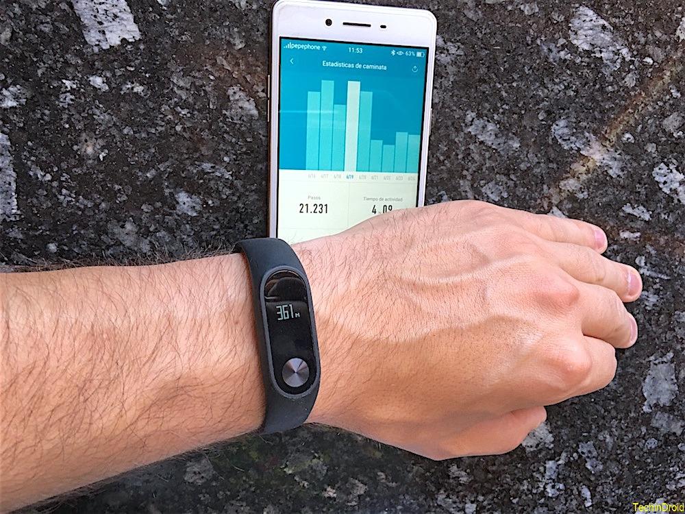 Monitoring activity and sleep