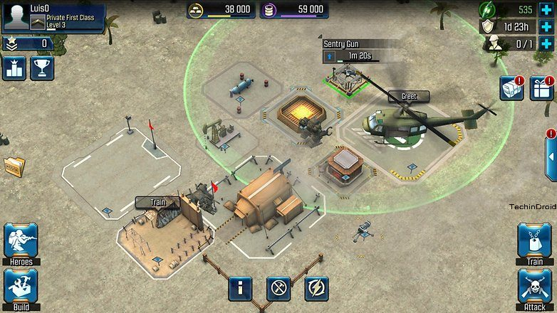 Best strategy games for Android free Download