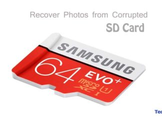 How to Recover Images from Corrupted microSD Cards [Fix]