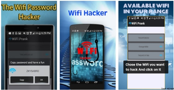 Top 10+ WiFi Hacker Apps for Android 2018 - Hacking Software