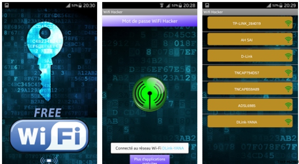 Top 10+ WiFi Hacker Apps for Android 2017 - Hacking Software