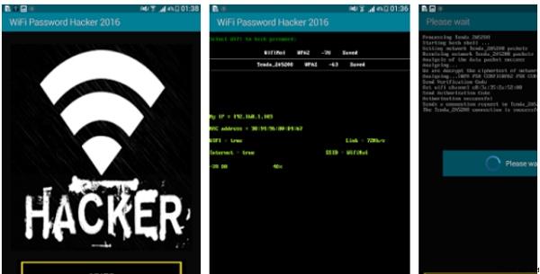 Hack WiFi Password 2017 Prank