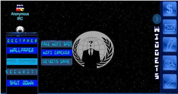 Anonymous - Hacking OS