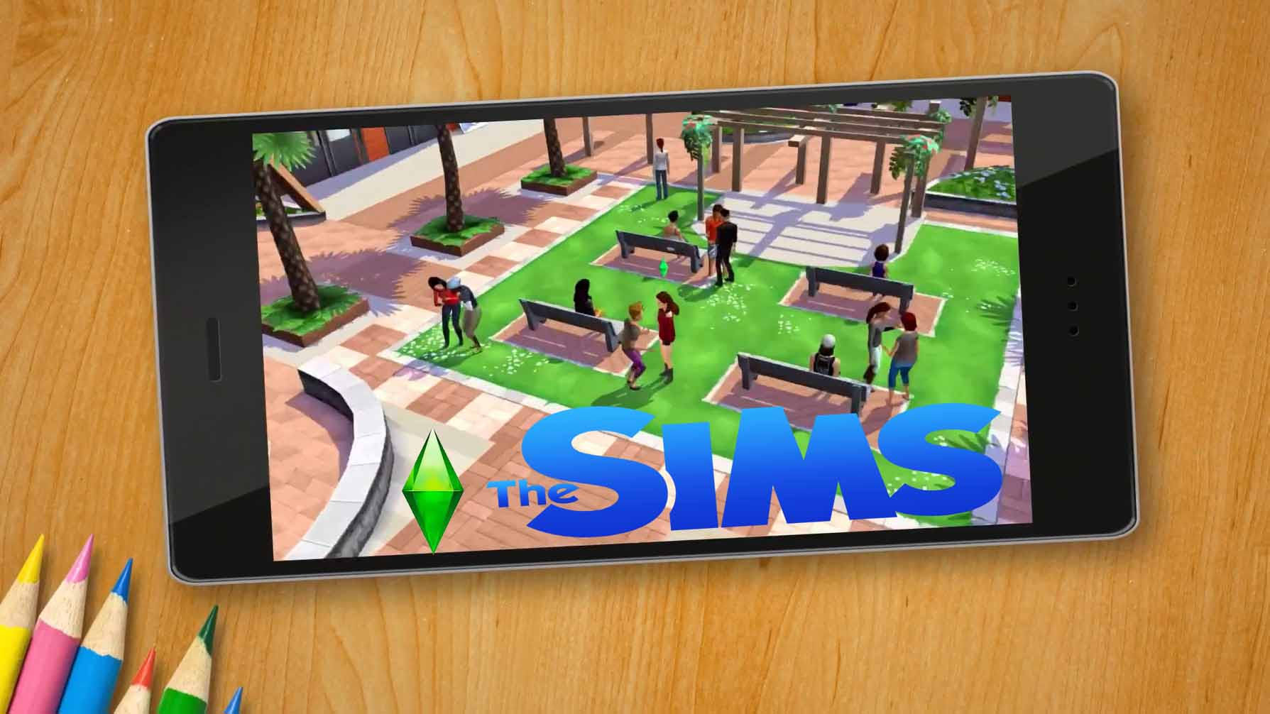 How to download and install the sims mobile apk android game - Sims 2 downloads mobel ...