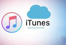 How to Extract and Recover data from iPhone Backup for Free