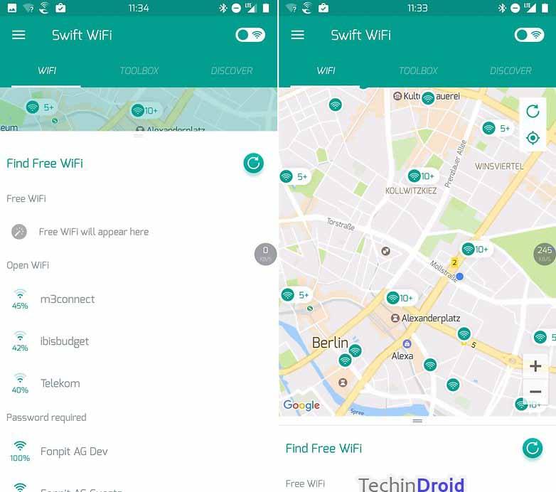 best free wifi hotspot app