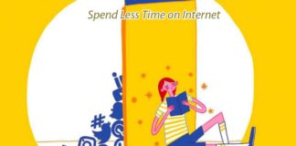 How to Spend Less time on the Internet - 5 Life Hacks