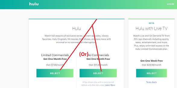 Free Hulu Plus Accounts 2019 & Get 1 Month Trial Without Credit card