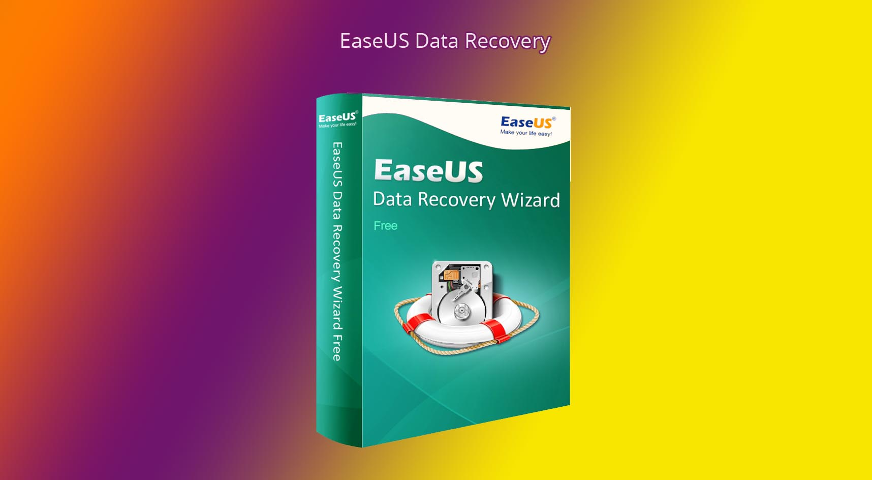 Easeus Data Recovery wizard professional 9 0