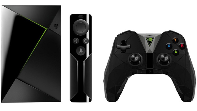 Nvidia Shield TV (Gaming)
