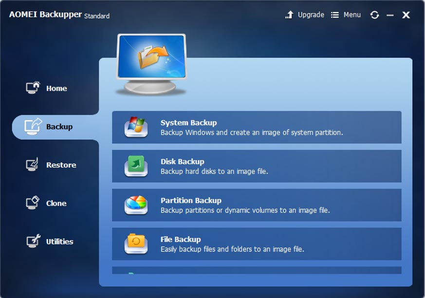 AOMEI Backupper: One of the Best Backup and Restore Solution for PC