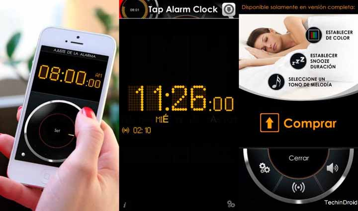 alarm clock app iphone 2017