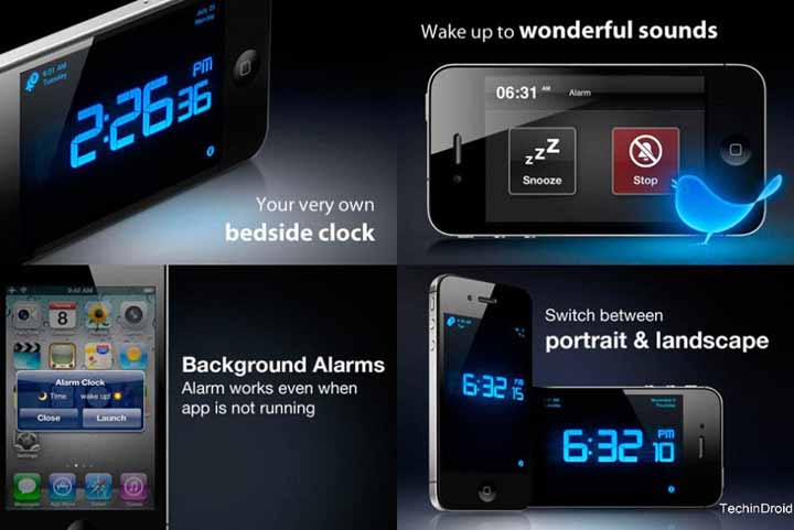 Best Alarm Clock Apps 2017