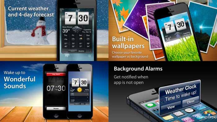 Best Alarm Clock Apps for iPhone 2017