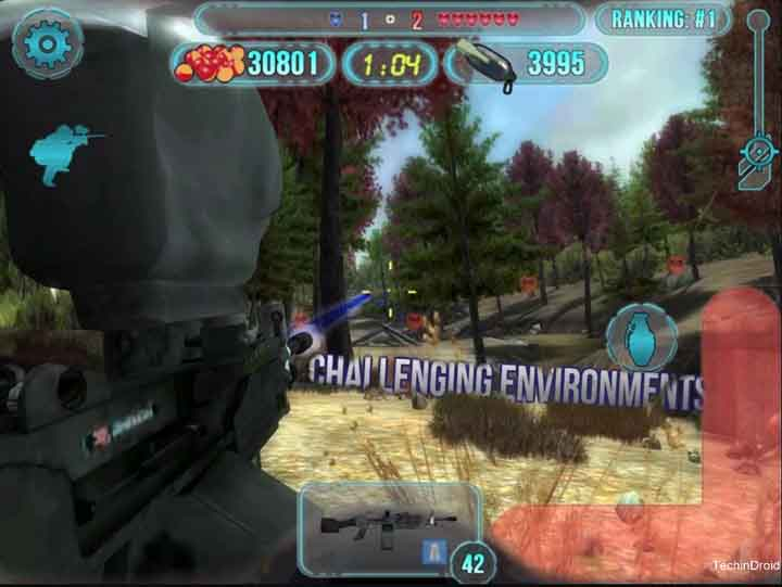 best android shooter games 2017