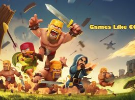 Best Games like Clash of Clans for Android 2017