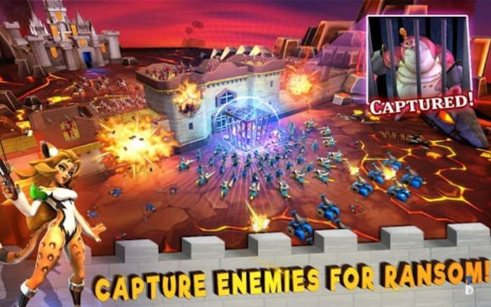 games similar to clash of clans