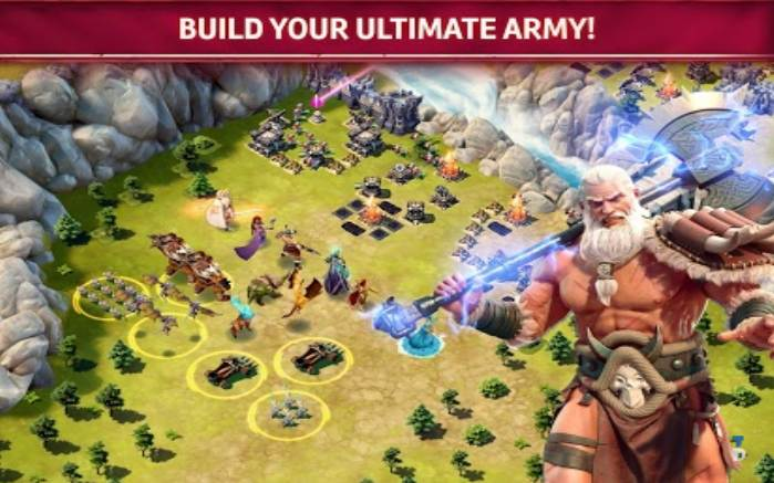 Clash of Clans—A Combat Strategy Game