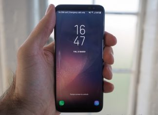 How to configure the Samsung Galaxy S8 virtual buttons
