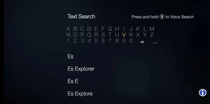 Downloading ES File Explorer