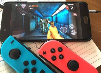 How to Play Android Games with Joy-Con Controller of the Nintendo Switch