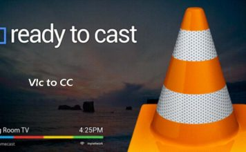 How to Cast vlc to Chromecast