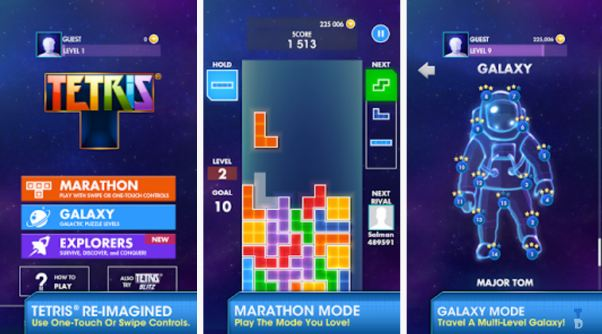 Tetris: for the puzzler