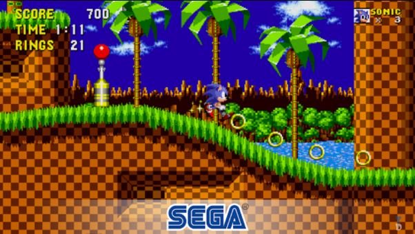 Sonic The Hedgehog: the machines in all their splendor.