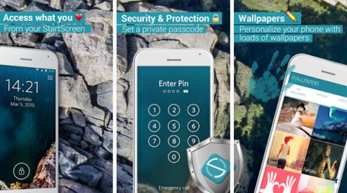 Best Android Lockscreen Apps