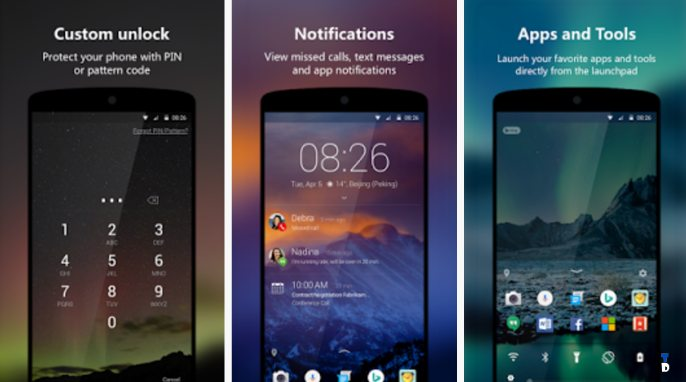 Best Android Lockscreen 2017