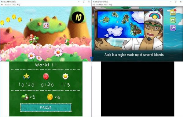 Download Citra emulator