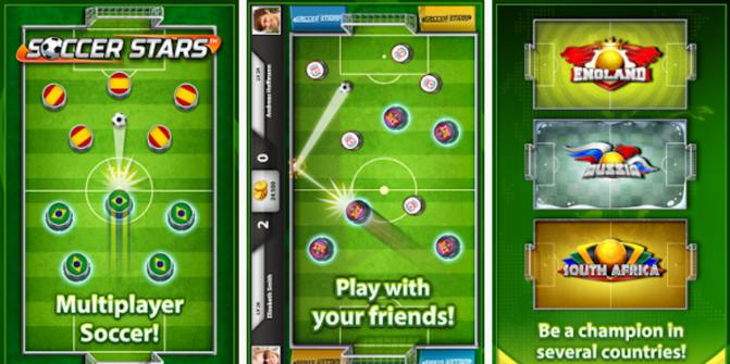 Football Games for Android 1 - Top 10 Free Football Games for Android